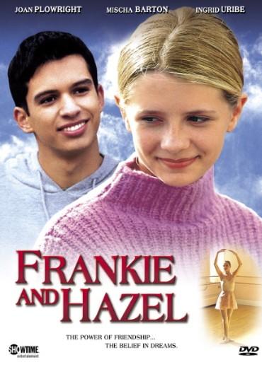 FRANKIE AND HAZEL BY PLOWRIGHT,JOAN (DVD)