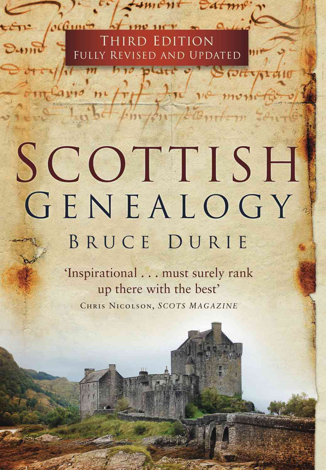 Scottish Genealogy By Durie, Bruce